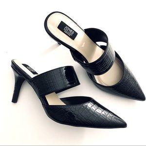 NEW: Jones New York Pointy Toe Slide Heels